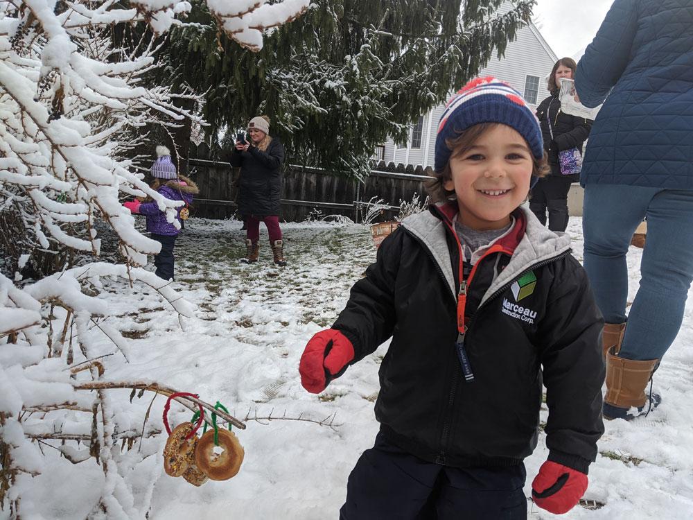 Preschool Tree-decorating Field Trips